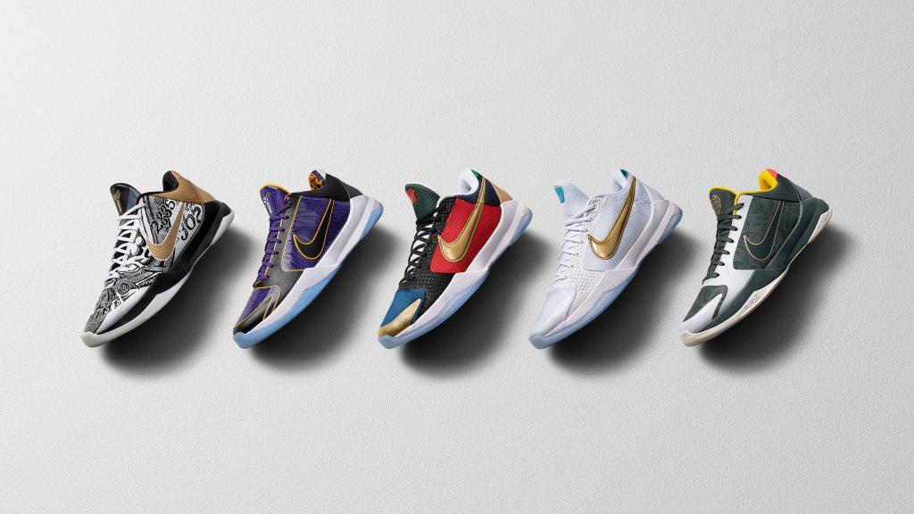 Kobe Footwear for Mamba Week 8/24~